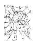 Spiderman da colorare 157