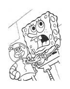 Spongebob da colorare 50