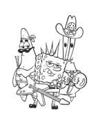 Spongebob da colorare 51
