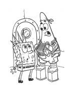 Spongebob da colorare 59