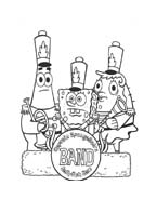 Spongebob da colorare 61