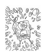 Spongebob da colorare 96