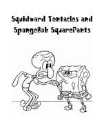 Spongebob da colorare 98
