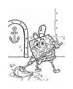 Spongebob da colorare 101
