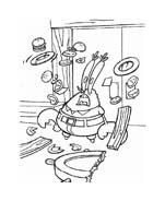 Spongebob da colorare 102