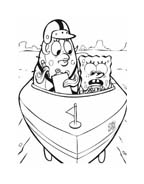 Spongebob da colorare 131