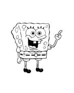 Spongebob da colorare 160