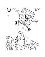 Spongebob da colorare 161