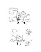 Spongebob da colorare 187