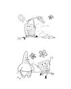 Spongebob da colorare 188