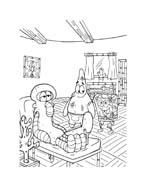 Spongebob da colorare 191