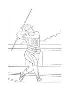 Sport misto da colorare 159