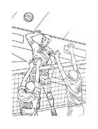 Sport misto da colorare 164