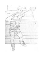 Sport misto da colorare 167