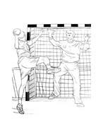 Sport misto da colorare 179
