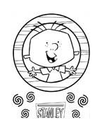 Stanley da colorare