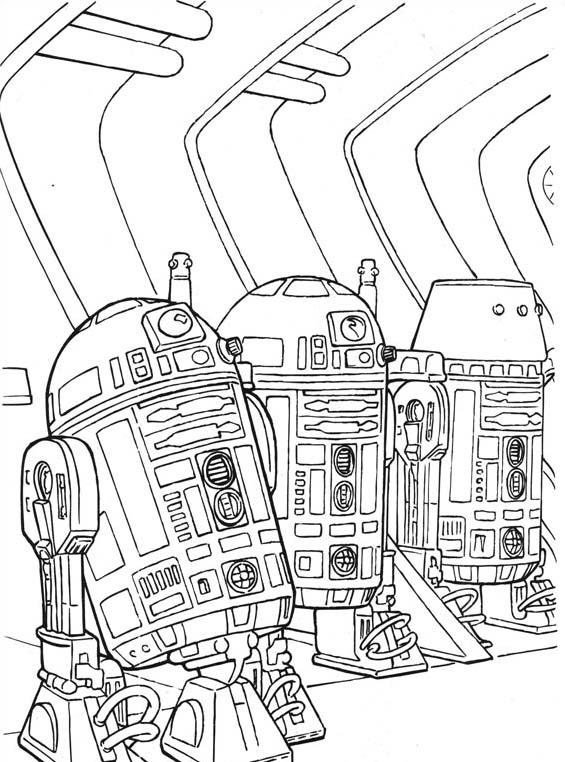 Star wars da colorare 57
