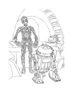 Star wars da colorare 58