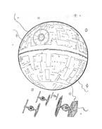 Star wars da colorare 81