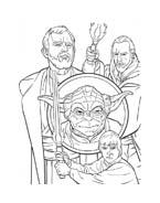 Star wars da colorare 89