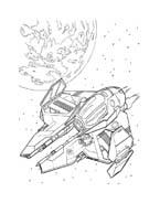 Star wars da colorare 129