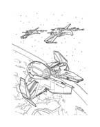 Star wars da colorare 136