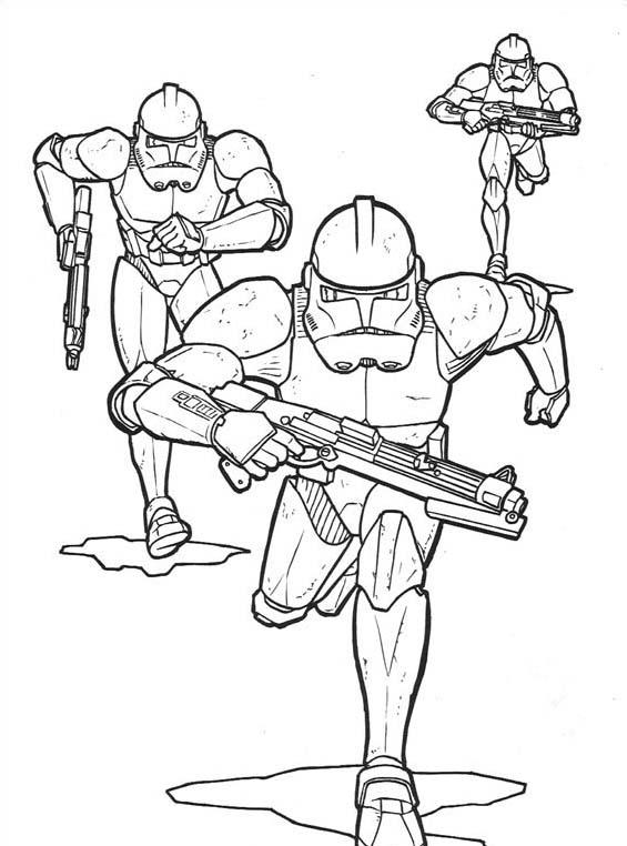 Star wars da colorare 144