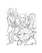 Star wars da colorare 161