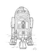 Star wars da colorare 181