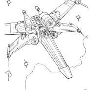 Star wars da colorare 198