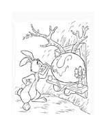 Winnie pooh da colorare 42