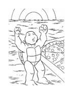 Tartarughe ninja da colorare 4