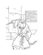 Tartarughe ninja da colorare 73