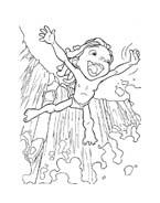 Tarzan da colorare 29