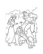 Tarzan da colorare 79