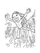 Tarzan da colorare 143