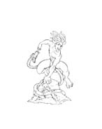 Tarzan da colorare 162