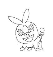 Pokemon 2 da colorare 350