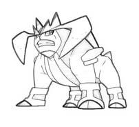Pokemon 2 da colorare 352
