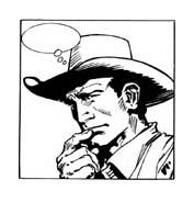 Tex willer da colorare 3