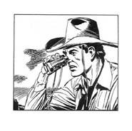 Tex willer da colorare 5