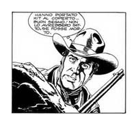 Tex willer da colorare 7