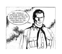 Tex willer da colorare 8