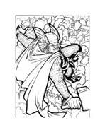 Thor da colorare 35