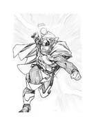 Thor da colorare 37