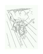 Thor da colorare 47