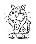 Tigre da colorare 59