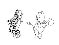 Winnie pooh da colorare 52