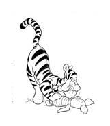 Winnie pooh da colorare 57