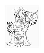 Winnie pooh da colorare 78